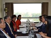 Vietnam y Tailandia mejoran la cooperación financiera en el marco de la ASEAN