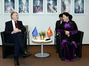 Fortalece la Asamblea Nacional de Vietnam sus relaciones con Parlamento Europeo