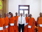 Felicita premier vietnamita a seguidores budistas khmeres por fiesta de año nuevo
