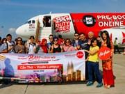 Abre aerolínea malasia la ruta con ciudad vietnamita