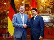 Promueve Vietnam  colaboración con estado alemán de Turingia