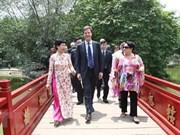 Destaca embajadora neerlandesa perspectivas de colaboración con Vietnam