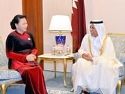 Promueve Vietnam nexos parlamentarios con Qatar, Kazajstán e Irán