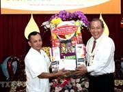 Reafirma vicepremier de Vietnam  política de garantizar la libertad de religión