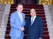Estimula premier de Vietnam inversiones del estado alemán de Turingia