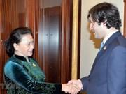Fortalece Vietnam relaciones con Georgia, Micronesia y Sri Lanka