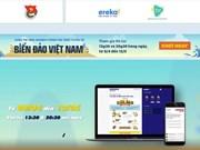 Lanzan en Vietnam concurso en línea sobre mares e islas