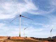 Inauguran la planta de energía eólica Mui Dinh en la provincia vietnamita de Ninh Thuan