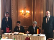 Grupo alemán Siemens ayuda a Vietnam a construir infraestructura inteligente