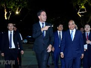 Países Bajos es amigo del pueblo de Vietnam, afirma premier Mark Rutte