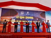 Inauguran en Vietnam centro innovador de alta tecnología