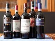Planea Italia ampliar exportación de vino al mercado vietnamita