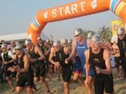 Celebrarán en Vietnam competencia de triatlón Ironman Asia-Pacífico 2019
