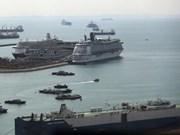 Mantiene Singapur primer lugar como capital marítima del mundo