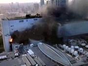 Incendio en centro comercial de Tailandia causa al menos dos muertes y heridas a 14 personas