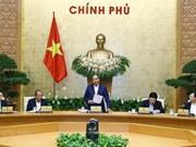 Insta premier vietnamita a realizar esfuerzos para cumplir objetivos anuales