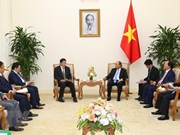 Destaca premier de Vietnam potencialidades de cooperación con Japón en protección ambiental