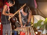 Presentarán en Vietnam instrumentos musicales de etnias nacionales en jornada cultural