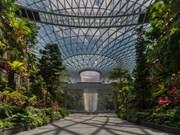 Inauguran complejo de entretenimiento en el aeropuerto Changi de Singapur