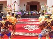 Celebran en Camboya fiesta tradicional de año nuevo Chol Chnam Thmay
