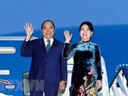 Inicia premier vietnamita su visita oficial a Rumania