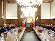 Rumania concede importancia al fomento de nexos con Vietnam, afirma premier