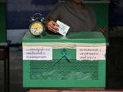 Comisión Electoral de Tailandia fija la última fecha para nuevas elecciones