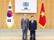 Intensifican Vietnam y Corea de Sur su cooperación en sector judicial