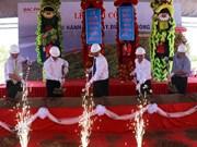 Construyen primera fase de central eólica en provincia vietnamita de Bac Lieu