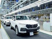 Anuncian próxima inauguración en Vietnam de una nueva fábrica de automóviles