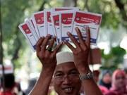 Comienzan Indonesia las elecciones más grandes de su historia