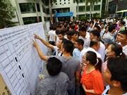 Contratan en primer trimestre de 2019 a más 32 mil vietnamitas para trabajar al exterior