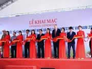 Promocionan productos artesanales vietnamitas en ferias internacionales en Ciudad Ho Chi Minh