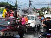 Mueren en Tailandia casi 300 personas en accidentes de tráfico durante el festival  Songkran