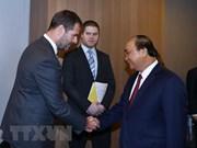 Insta primer ministro de Vietnam al aumento de las inversiones checas en su país