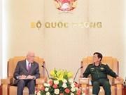 Destacan cooperación en defensa entre Vietnam y Estados Unidos