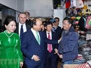 Reconocen contribución de vietnamitas residentes en la República Checa a su tierra natal