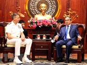 Promueven cooperación militar entre Vietnam y Estados Unidos