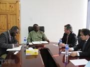 Fortalecen Vietnam  y Gambia sus nexos económicos y comerciales