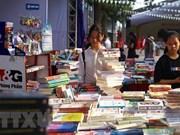 Inauguran sexta edición del Día del Libro de Vietnam