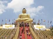 Aumentó la llegada de turistas a Camboya durante la fiesta del Chol Chnam Thmay