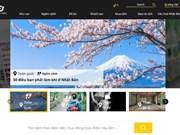 Presentan en versión vietnamita sitio web de información sobre viajes a Japón