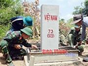 Completa provincia vietnamita la demarcación con Camboya