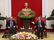 Pide Vietnam continúa asistencia del FMI para su desarrollo