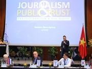Prensa regional acapara la Reunión 44 del Comité Ejecutivo de OANA en Hanoi