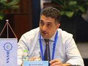 Delegados de OANA-44 quedan impresionados con el desarrollo de Hanoi