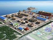 Ponen en marcha el puerto marítimo internacional en provincia survietnamita