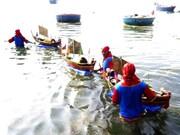 Ceremonia en honor a soldados de flotilla marina Hoang Sa en Quang Ngai