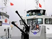 Guardia Costera de Vietnam realiza inspección pesquera conjunta en Golfo de Tonkín con China
