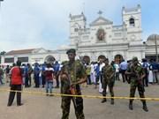 Transmiten líderes vietnamitas condolencias por mortales ataques con bombas en Sri Lanka